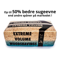Extreme Volume Woodsavings Spåner