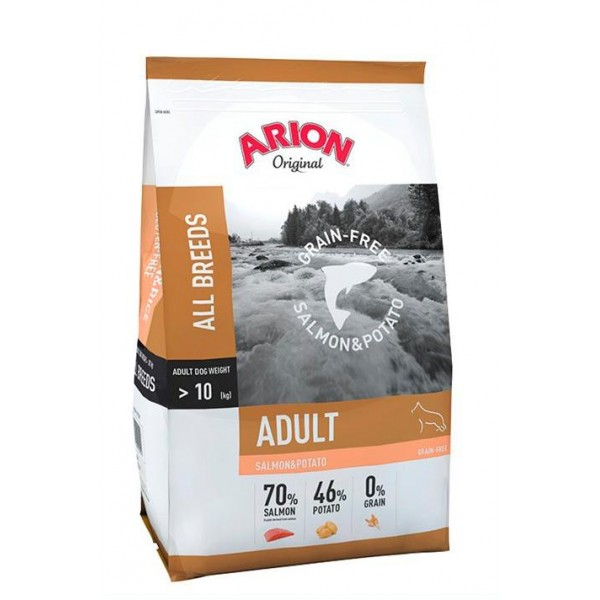 Arion Dog Adult Salmon & Potato