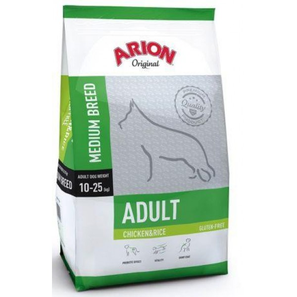 Adult large Salmon & Rice 12 kg