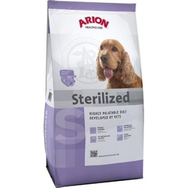 Dog Sterilized 3 kg