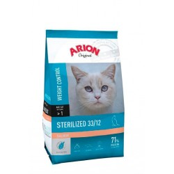 Arion Cat Original Sterilized Salmon
